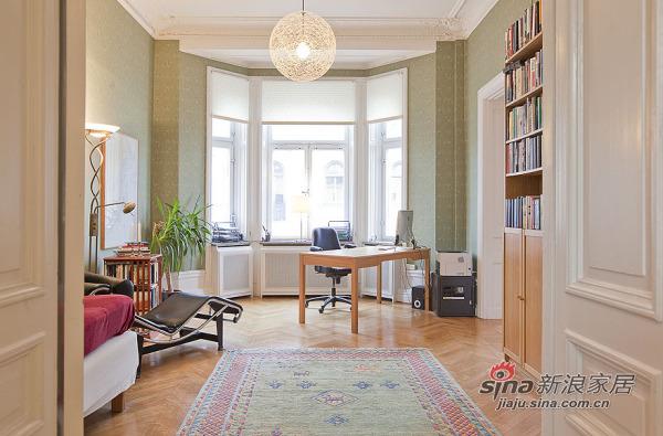 北欧 别墅 其他图片来自用户1903515612在150平北欧精致混搭风格公寓 稳重不失温馨79的分享