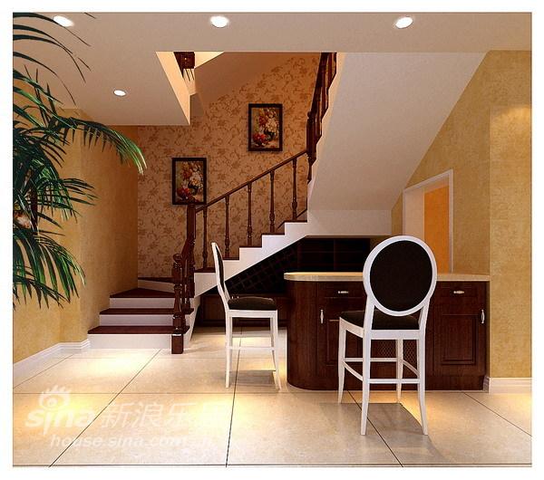 简约 别墅 楼梯图片来自用户2745807237在世爵源墅85的分享