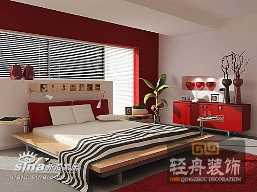 简约 三居 卧室图片来自用户2556216825在康桥28的分享