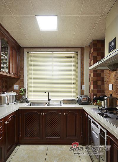 厨房的设计