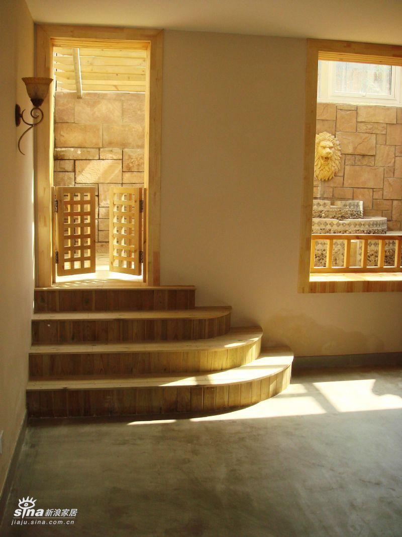 欧式 别墅 楼梯图片来自用户2746948411在鸿华高尔夫92的分享