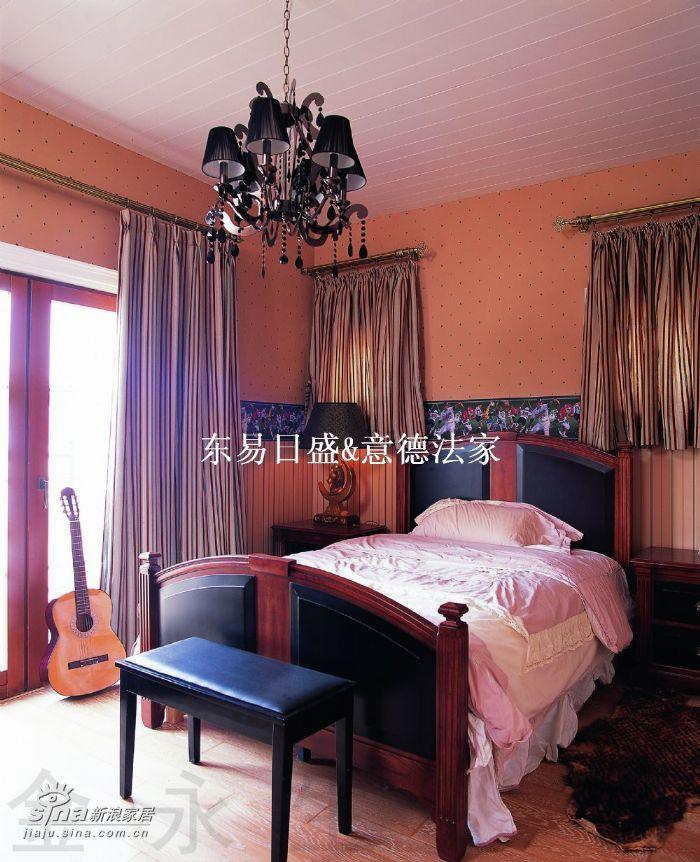 欧式 别墅 卧室图片来自用户2757317061在壹仟栋28的分享