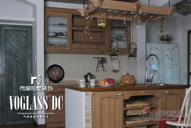 地中海 别墅 厨房图片来自用户2757320995在东方普罗旺斯600平别墅打造地中海风情31的分享