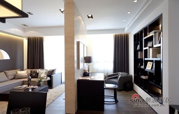 客厅及书房
