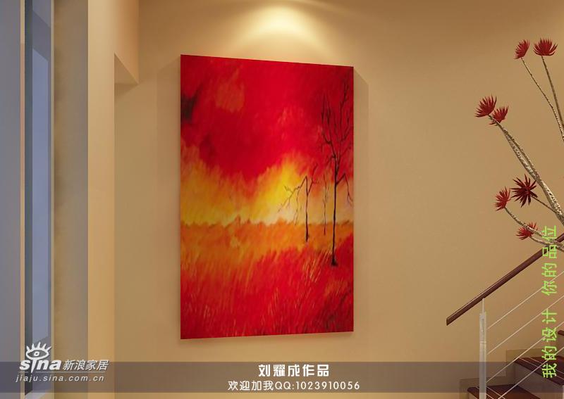 简约 别墅 楼梯图片来自用户2557010253在空间生华49的分享