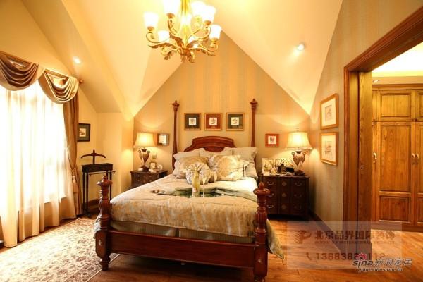 美式 三居 卧室图片来自用户1907685403在【高清】300平康城联排别墅81的分享