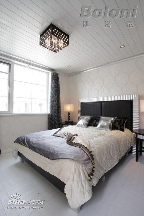 欧式 别墅 卧室图片来自用户2746953981在09装修风格29的分享