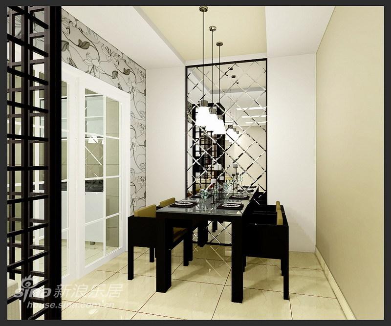 简约 三居 餐厅图片来自用户2738093703在白领一族最爱的时尚简约家居设计62的分享