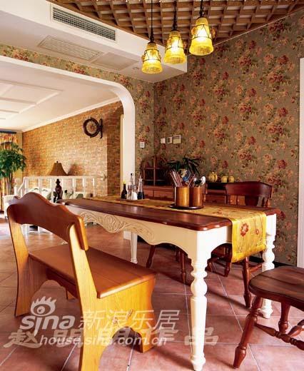 欧式 四居 餐厅图片来自用户2772856065在半岛上的风情35的分享