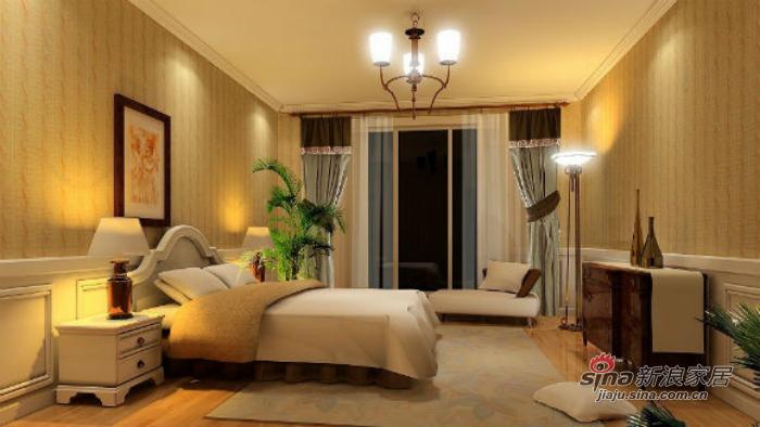 简约 二居 卧室图片来自用户2739081033在简单生活【里仁居】88平81的分享