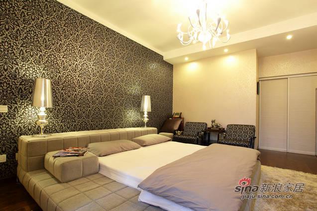 简约 二居 卧室图片来自用户2738813661在和谐混搭现代简约风87的分享