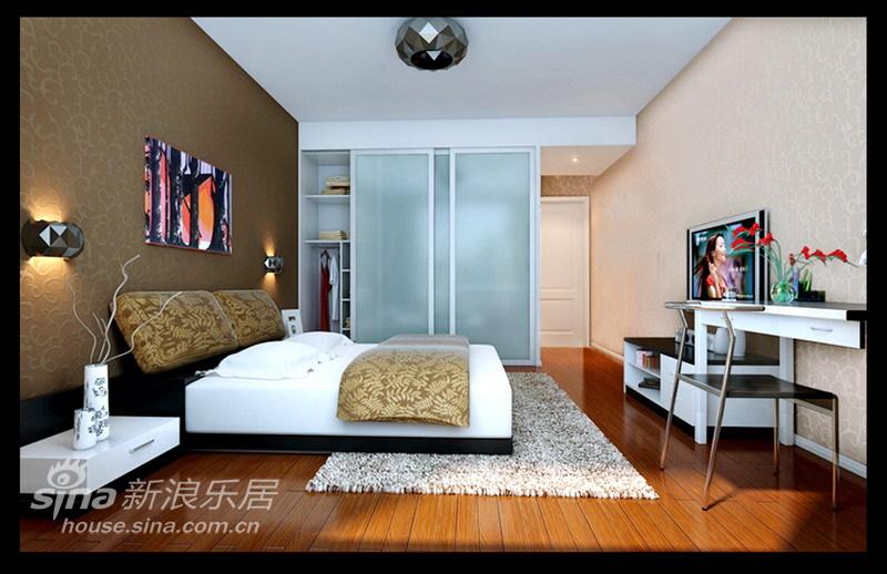其他 三居 卧室图片来自用户2558757937在天鸿美域50的分享