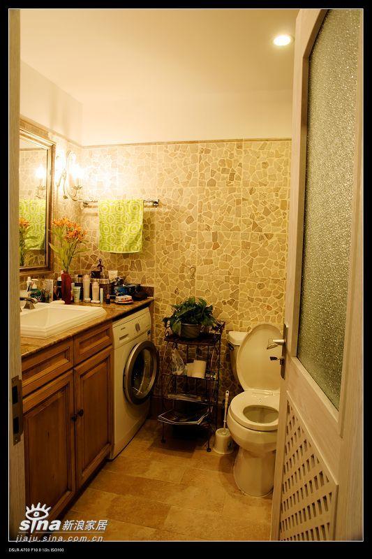 其他 一居 卫生间图片来自用户2737948467在夏威夷热带风情62的分享