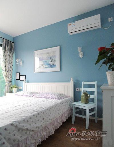 中兴公寓卧室装修