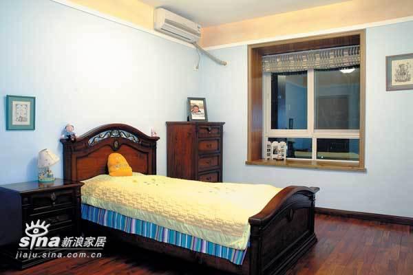 简约 二居 卧室图片来自用户2738820801在香山清琴别墅79的分享