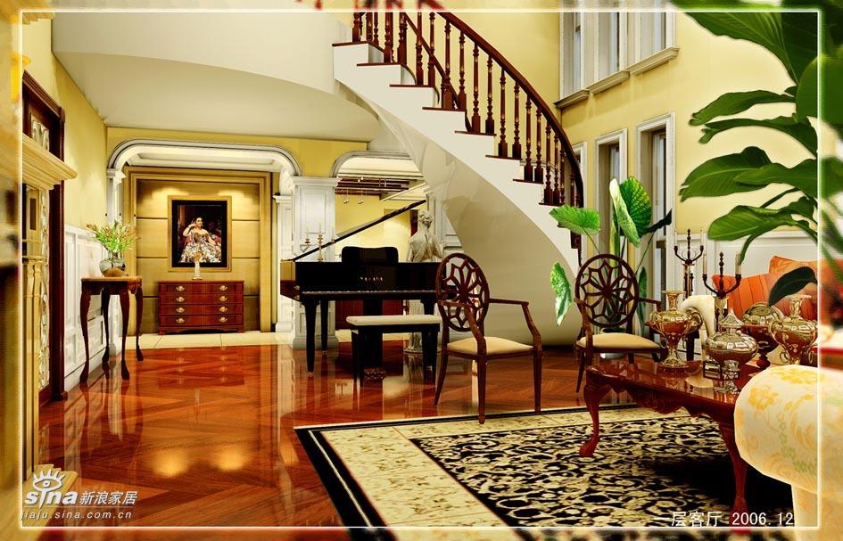 简约 别墅 客厅图片来自用户2559456651在中欧混搭的低调奢华54的分享
