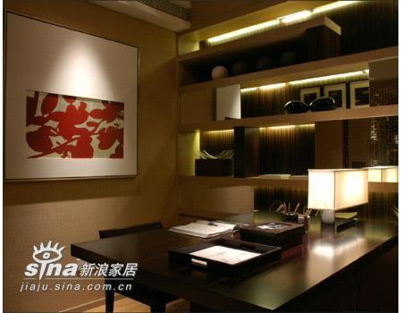 简约 三居 书房图片来自用户2557010253在上海鹏利海景花园23的分享