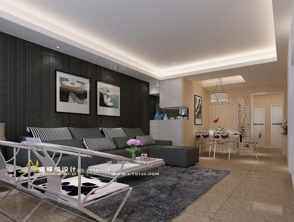 """简约 三居 客厅图片来自用户2737786973在【多图】12.5万打造109平""""家""""的新定义82的分享"""