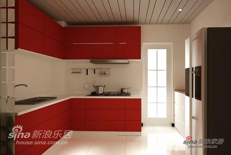 简约 一居 厨房图片来自用户2739081033在线条感十足潮流男女家居51的分享