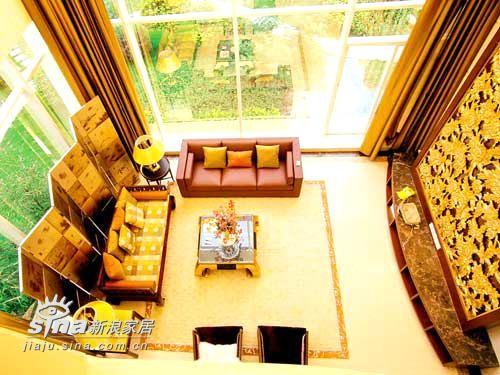 中式 别墅 客厅图片来自用户2737751153在中式经典61的分享