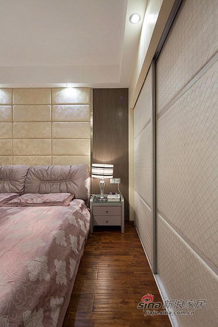 简约 三居 卧室图片来自用户2737782783在5.2万改造85平现代简约婚房13的分享