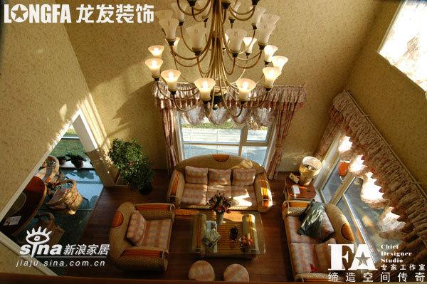 其他 别墅 客厅图片来自用户2558757937在坐拥北京畅享美式家园51的分享