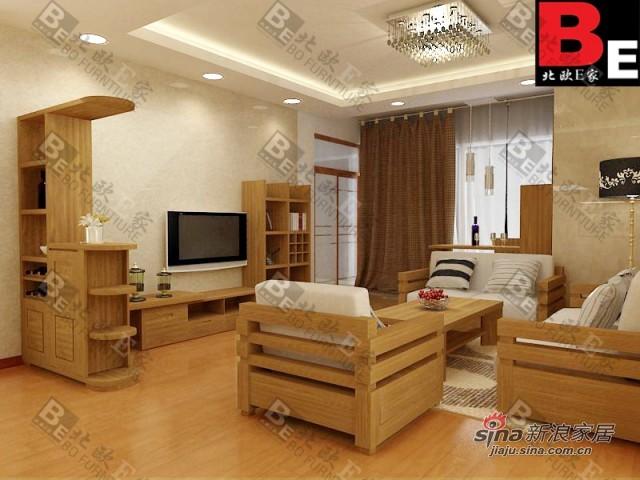 简约 一居 客厅图片来自用户2558728947在优雅简居80的分享