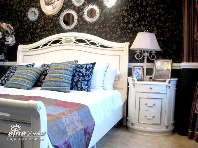 欧式 别墅 卧室图片来自用户2557013183在西花厅乡村34的分享