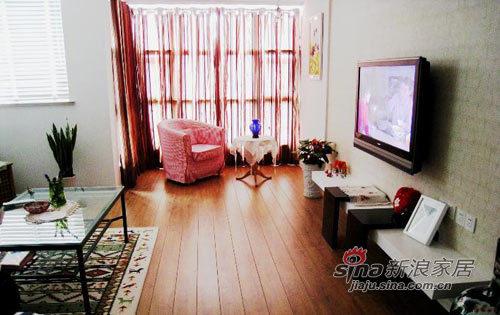 混搭 二居 客厅图片来自用户1907655435在简欧混搭115平三口之家49的分享