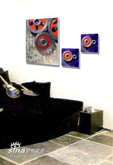 简约 其他 客厅图片来自用户2739378857在风格由你掌握 绝色艺术装饰画点缀居室35的分享