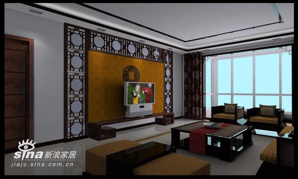 简约 三居 客厅图片来自用户2737950087在实创装饰金汉绿港设计方案36的分享