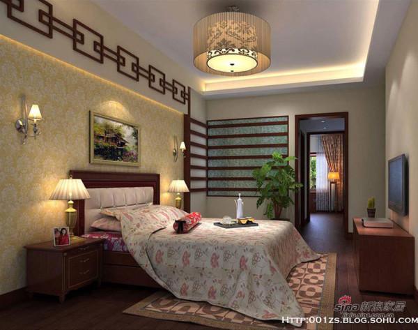 大宁山庄-卧室
