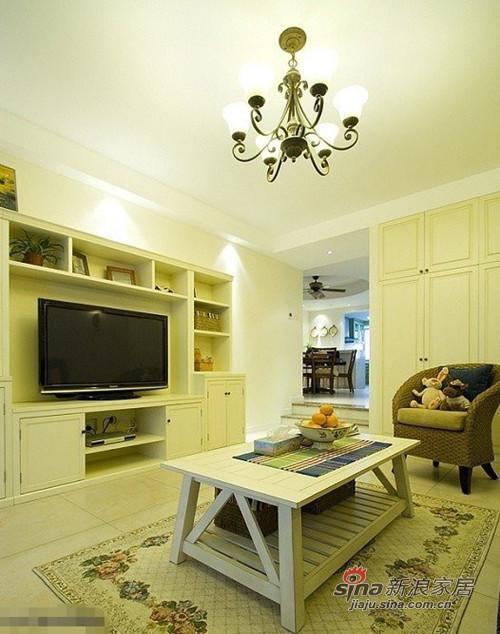 简约 三居 客厅图片来自用户2737950087在好丈夫6万装修90平温馨家园68的分享