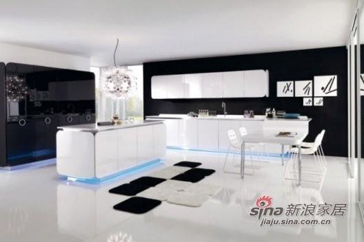 3w打造现代开放式厨房设计