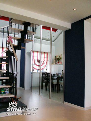 简约 别墅 餐厅图片来自用户2738845145在万科城市花园2层10的分享