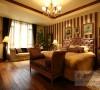 【高清】300平联排别墅美式风格实景案例