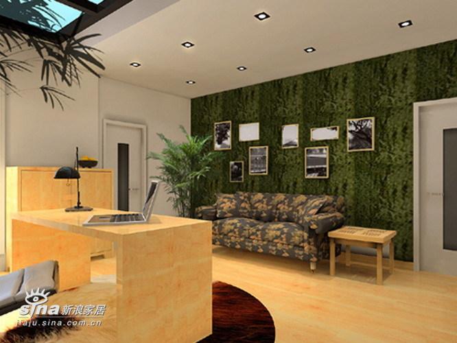 简约 别墅 书房图片来自用户2737735823在和谐自然的居室之美59的分享