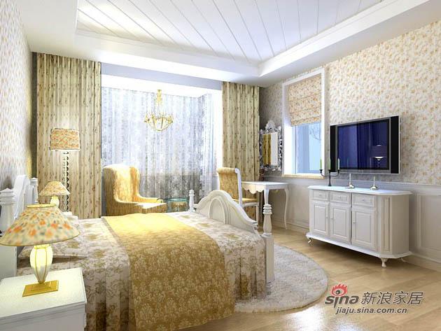 欧式 三居 卧室图片来自用户2745758987在我的专辑712406的分享