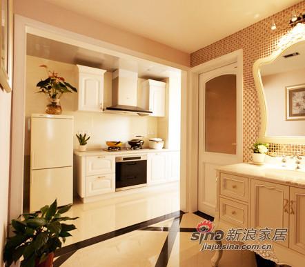 田园 二居 厨房图片来自用户2737791853在小白领95平梦幻2居田园家29的分享