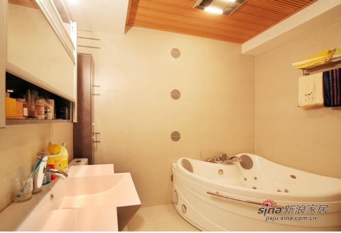 其他 三居 客厅图片来自用户2771736967在万科金域蓝湾107平米68的分享