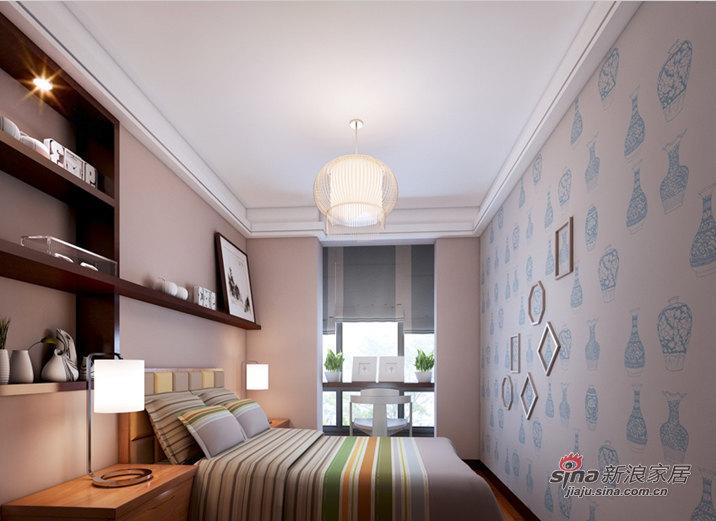 简约 二居 卧室图片来自用户2738093703在郡原美村32的分享