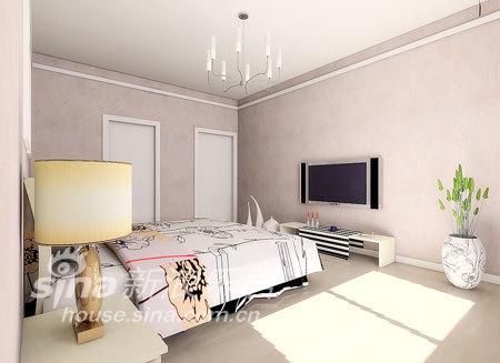简约 三居 卧室图片来自用户2737782783在我的专辑950198的分享
