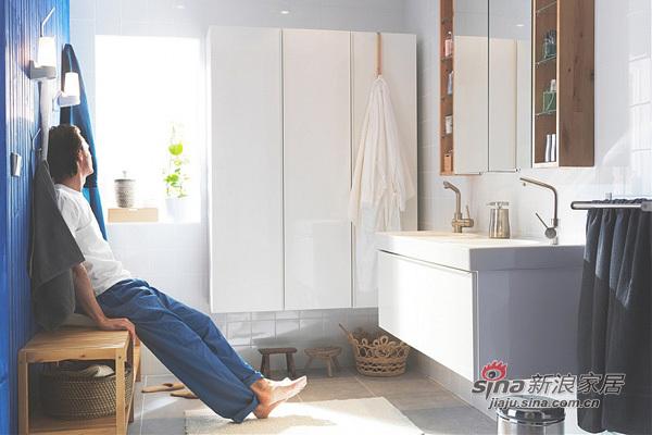 简约 二居 卫生间图片来自用户2557010253在150平方的宜家家居摆设94的分享
