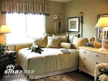 欧式 一居 卧室 小资 白领图片来自用户2772856065在快乐卧室48的分享