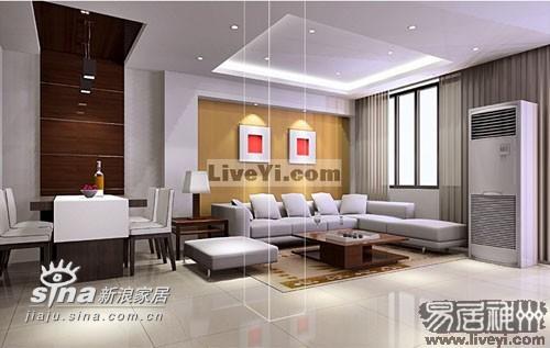 简约 一居 客厅图片来自用户2737950087在风水设计案例48的分享
