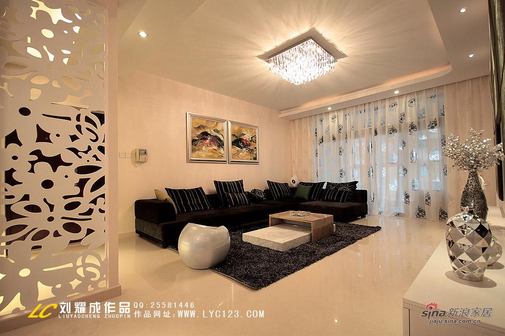 简约 四居 客厅图片来自用户2745807237在生如夏花现代时尚专属设计19的分享