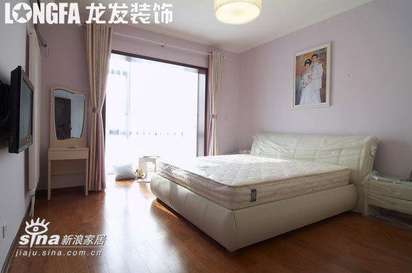 """简约 三居 卧室图片来自用户2738093703在""""以人为本""""就掌灯实景案例12的分享"""