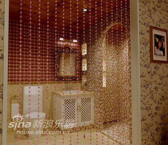 田园 三居 卫生间图片来自用户2737791853在秋千之恋96的分享
