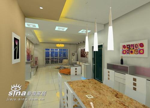 简约 三居 餐厅图片来自用户2557010253在水榭花城37的分享