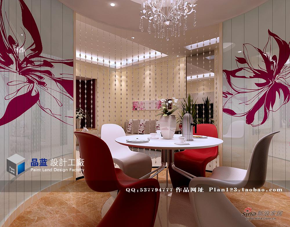 简约 二居 餐厅图片来自用户2737786973在《小时代》-9万装修75平米高品位家居12的分享